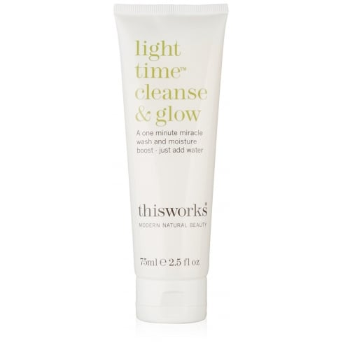 This Works LIGHT TIME CLEANSE & GLO75ML
