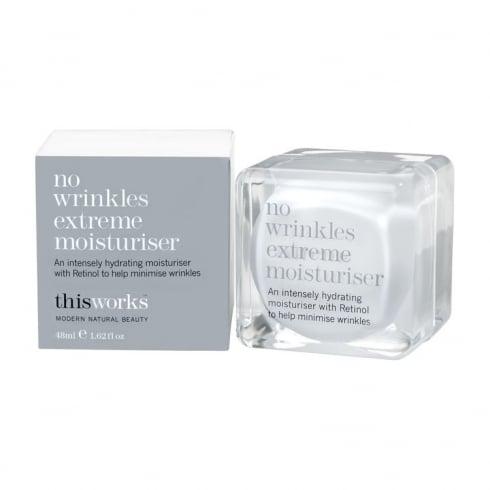 This Works No Wrinkles Extreme Moisturiser 48ml