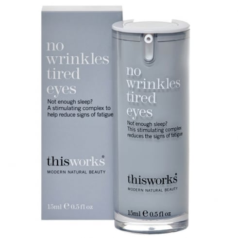 This Works NO WRINKLES TIRED EYES  15ML