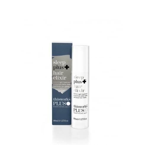 This Works Sleep Plus Hair Elixir 80ml