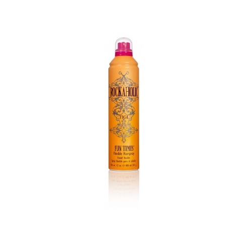 Tigi 757 Rockaholic Fun Times Flexible Hairspray 400ml