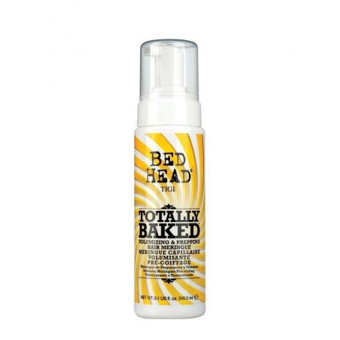 Tigi Bed Head Candy Fixations Totally Baked Volumizing & Prepping Hair Meringue 207ml