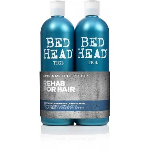 Tigi Bed Head Urban Antidotes Recovery Tween Shampoo and Conditoner Duo 2 x 750ml