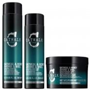 Tigi Catwalk Backstage Beauty Gift Set 300ml Honey Shampoo + 250ml Honey Conditioner + 200g Honey Intense Mask