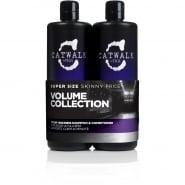 Tigi Catwalk Your Highness Duo Pack 750ml Shampoo + 750ml Conditioner