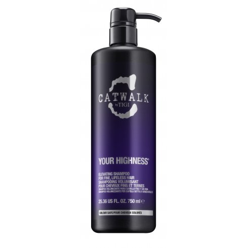 Tigi Catwalk Your Highness Elevating Shampoo 750ml
