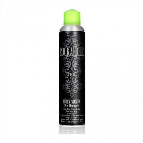 Tigi Rockaholic Dirty Secret Dry Shampoo 300ml