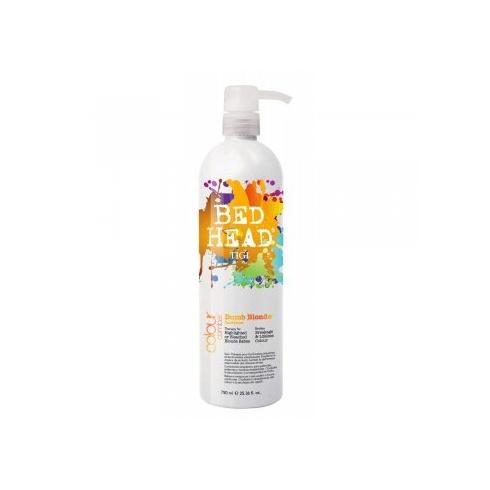 Tigi Bed Head Colour Combat Dumb Blonde Leave-In Conditioner 250ml