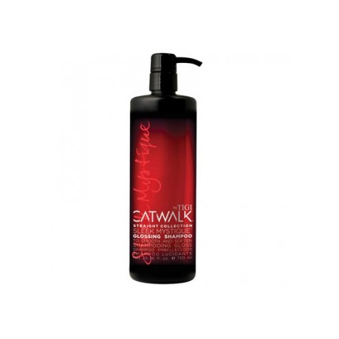 Tigi Catwalk Sleek Mystique Straight Collection Glossing Shampoo 750ml