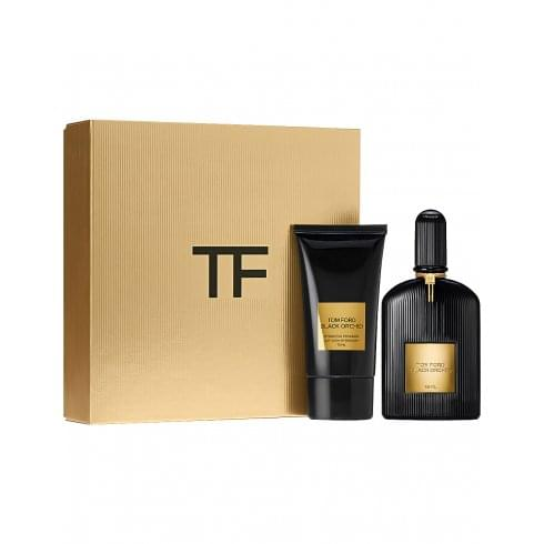 Tom Ford Black Orchid Gift Set 50ml EDP Spray + 75ml Hydrating Emulsion