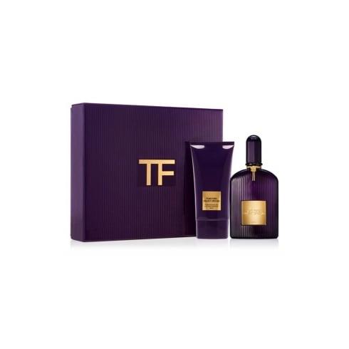 Tom Ford Velvet Orchid Gift Set 50ml EDP + 75ml Hydrating Emulsion
