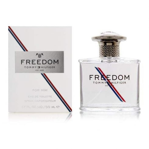 Tommy Hilfiger Freedom EDT 50ml Spray