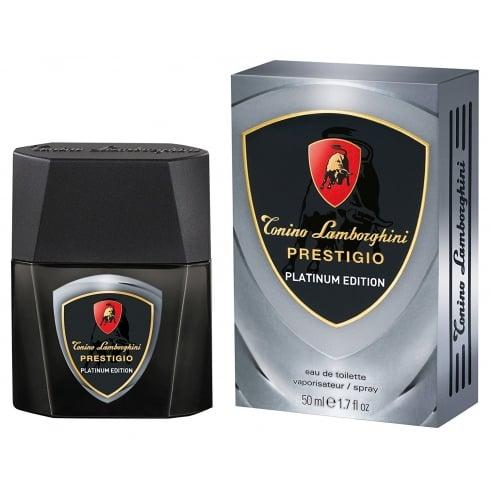 Tonino Lamborghini Prestigo Platinum Edition EDT Spray 50ml