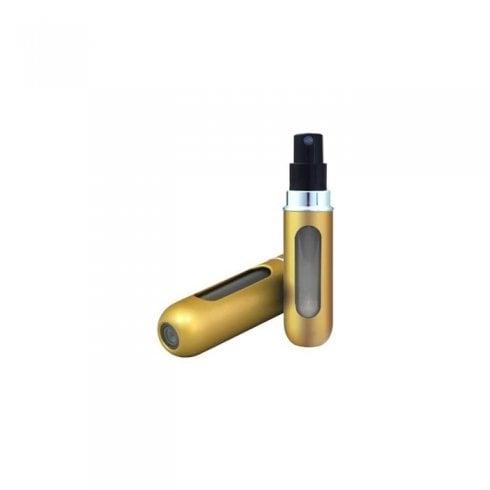Travalo Refillable Perfume Spray 4ml - Gold