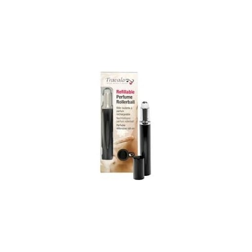 Travalo Touch Elegance Rollerball Black