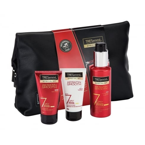 Tresemme 7 Day Smooth Keratin 4Pc Set