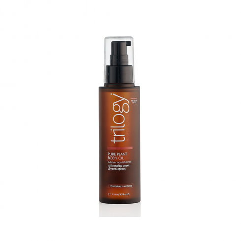 Trilogy Pure Plant Body Oil 110ml