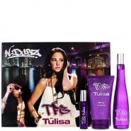 Tulisa The Female Boss Gift Set - 100ml EDP + 20ml EDP + 150ml Body Lotion