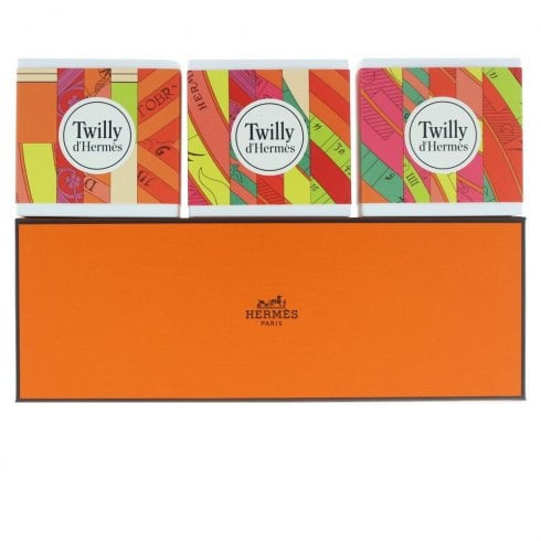Hermes Twilly D'Hermes Soap Set 3X100G