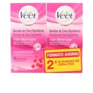 Veet Wax Strip Body Normal Skin Set 2 Pieces