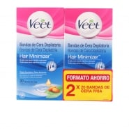 Veet Wax Strip Body Sensitive Skin Set 2 Pieces