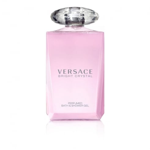 Versace Bright Crystal Shower Gel 200ml