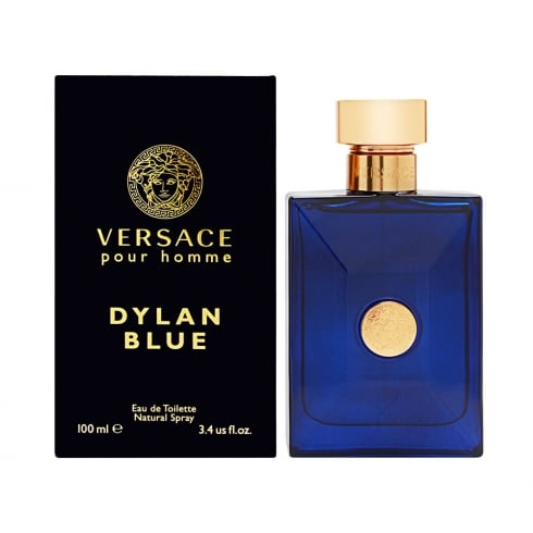 Versace DYLAN BLUE Aftershave 100ML LOTION