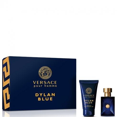 Versace Dylan Blue EDT 30ml & Shower Gel 50ml