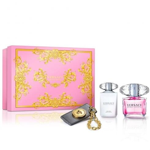 Versace Vanitas Gift Set 30ml EDT + 100ml Body Lotion