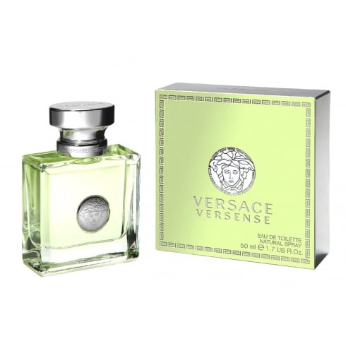 Versace Versense Eau De Toilette Spray 50ml