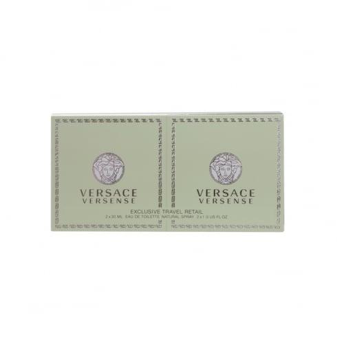 Versace Versense Gift Set 2 x 30ml EDT Spray