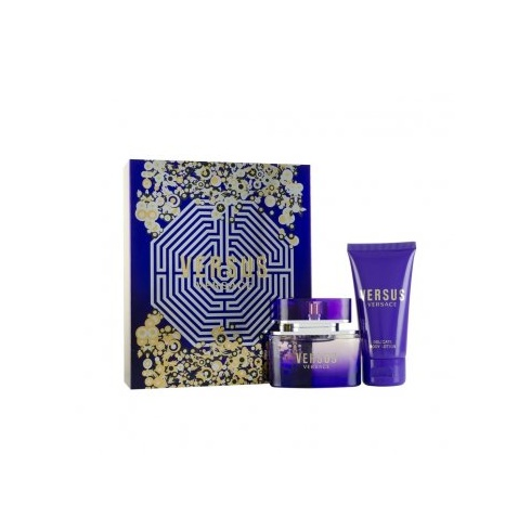 Versace Versus Womens Gift Set 30ml EDT + 50ml Body Lotion