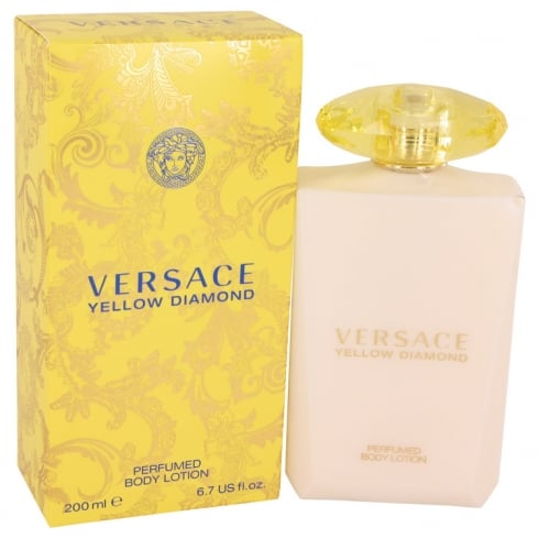 Versace Yellow Diamond B/L 200ml