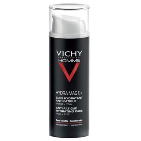 Vichy Homme Hydra Mag C Plus Anti Fatigue 2 In 1 50ml