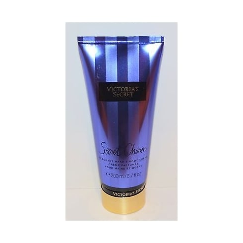 Victoria's Secret VS SECRET CHARM H&B CREAM 200ML    NEW PACK
