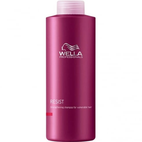 Wella Age Resist Strengthening Shampoo Weak Hair 1000ml