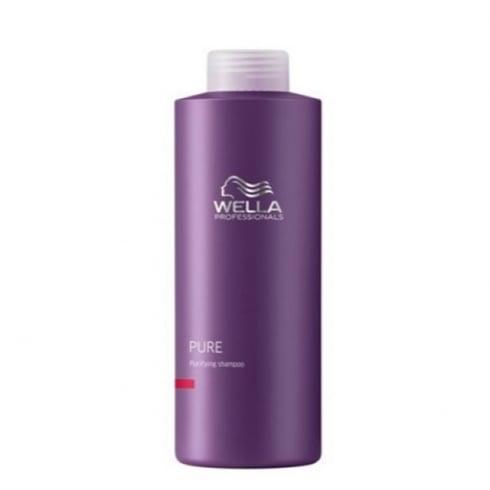 Wella Balance Pure Purifying Shampoo 1000ml