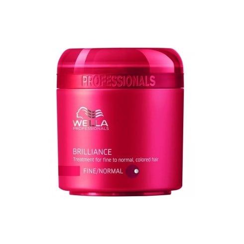 Wella Brilliance Mask Fine Normal Hair 150ml