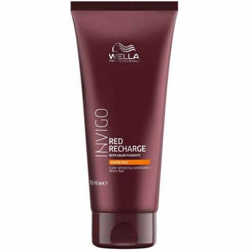 Wella Color Recharge Conditioner Warm Red 200ml