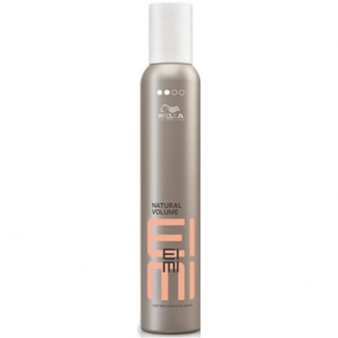 Wella Eimi Natural Volume Mousse  Level 2 500ml