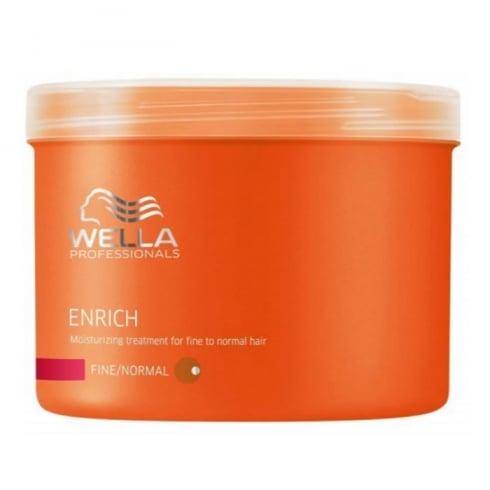 Wella Enrich Mask Fine Normal Hair 500ml