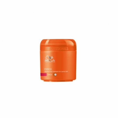 Wella Enrich Moist. Treatment Coarse Fine Normal Hair 150ml
