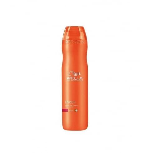 Wella Enrich Moisturising Shampoo 250ml