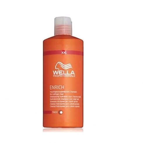 Wella Enrich Moisturising Shampoo 500ml
