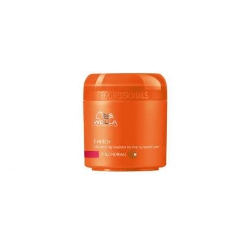 Wella Enrich Moisturizing Treatment Fine and Normal Hair 150ml