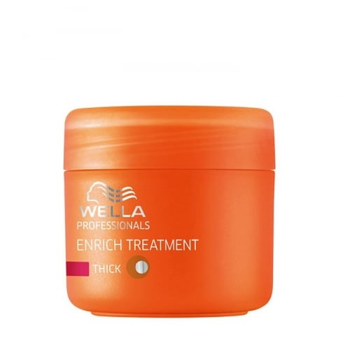 Wella Enrich Moisturizing Treatment Thick Hair 150ml