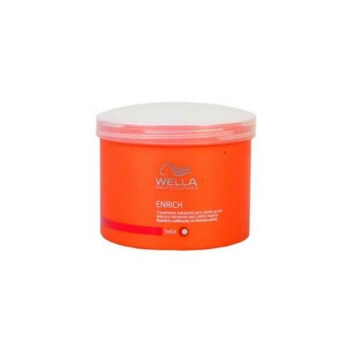 Wella Enrich Moisturizing Treatment Thick Hair 500ml