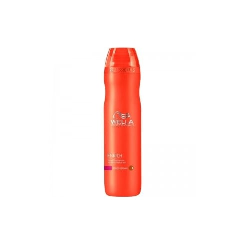 Wella Enrich Volumishing Shampoo 250ml