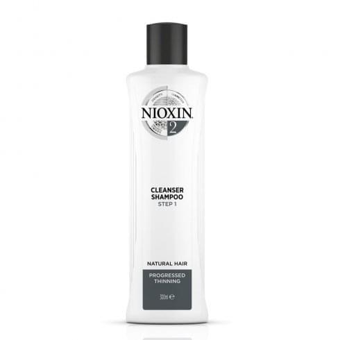 Wella Nioxin Shampoo Cleanser System 5 300ml