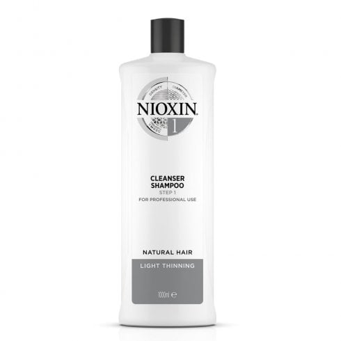 Wella Nixon System 5 Gift Set 150ml Shampoo Cleanser + 150ml Scalp Revitaliser + 50ml Scalp Treatment